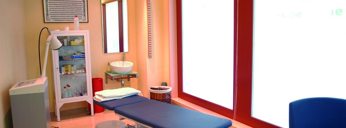 Sala Fisioterapia Clínica Fuensalud