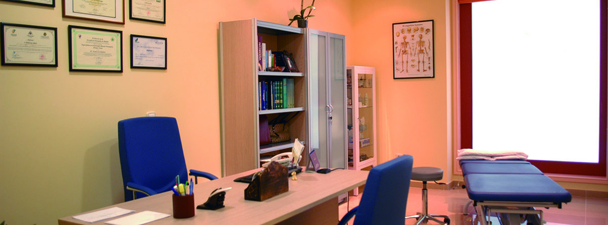 Consulta Fisioterapia Clínica Fuensalud