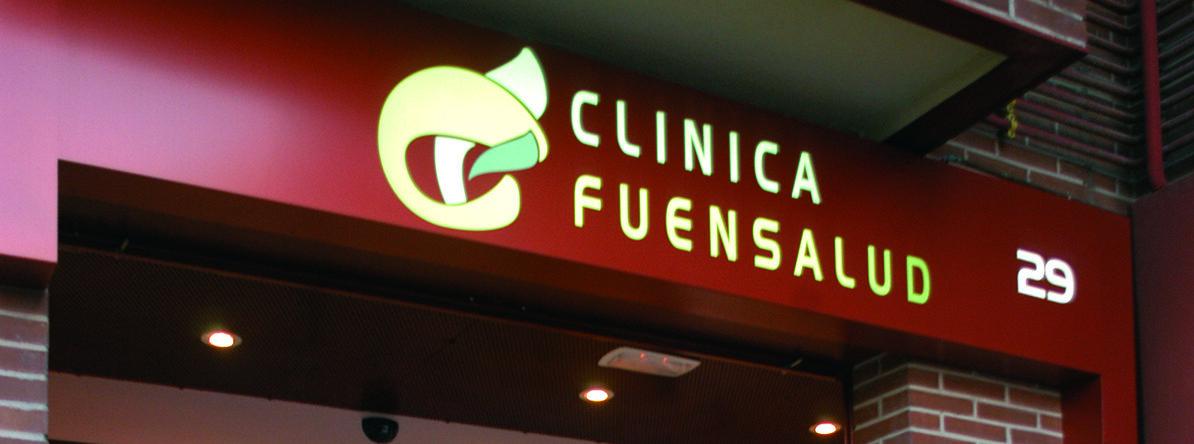 Fachada Clínica Fuensalud