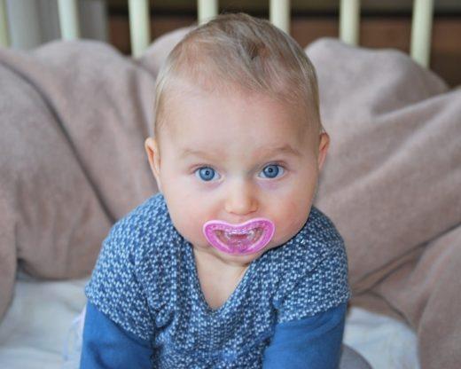 El chupete en el desarrollo del lenguaje en los niños