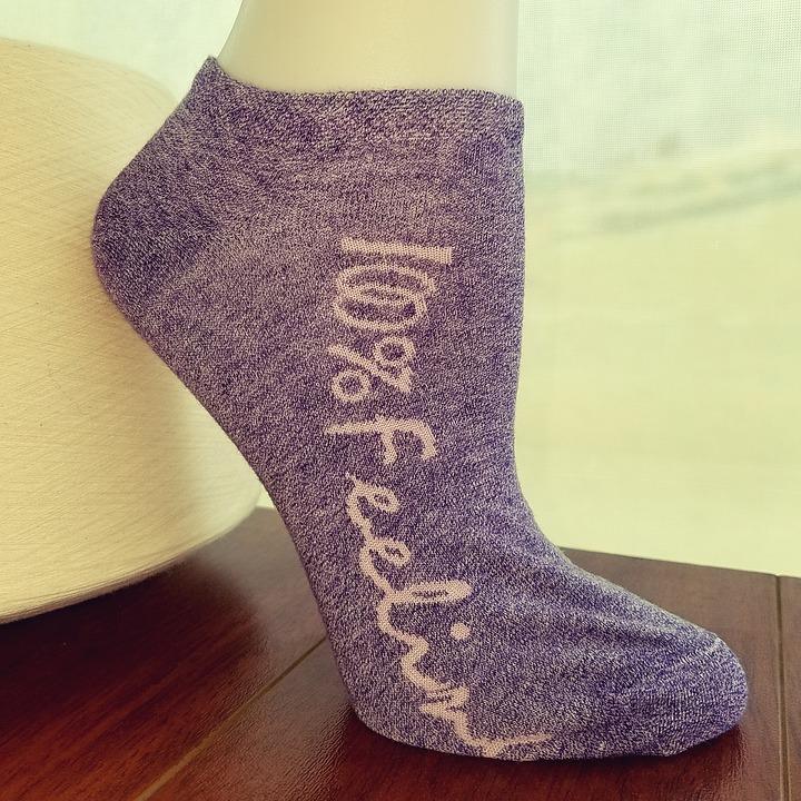 calcetines pie de atleta