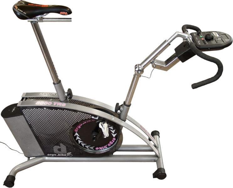 ligamento cruzado anterior bicicleta estática