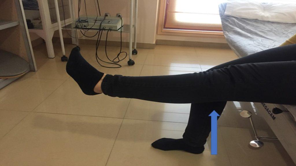 ligamento cruzado anterior extensión de rodilla
