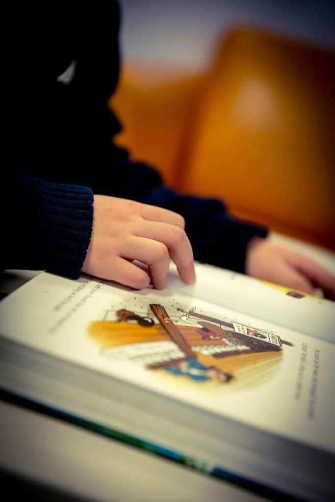Conciencia fonológica lectura niño