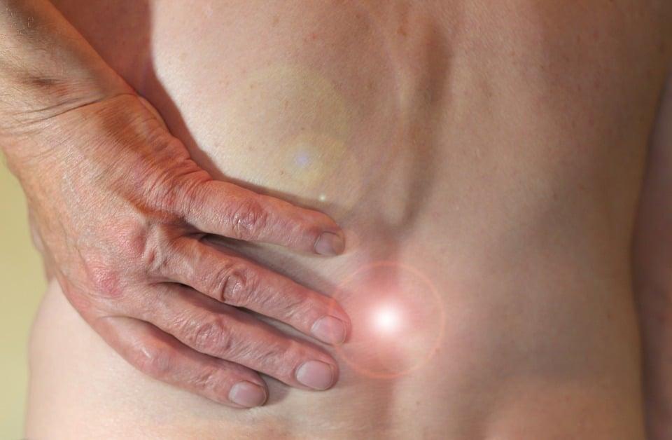 Fisioterapia en domicilio para problemas posturales