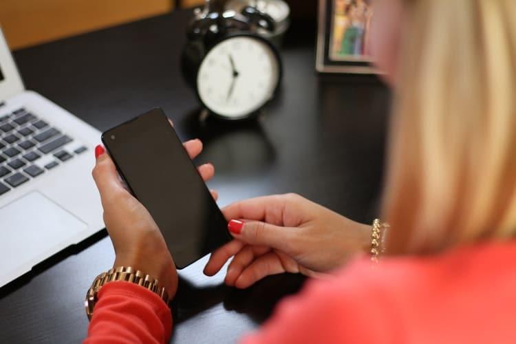Nomofobia adicción al móvil Nomofobia