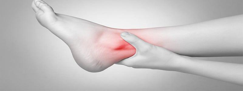 lesiones deportivas esguince tobillo