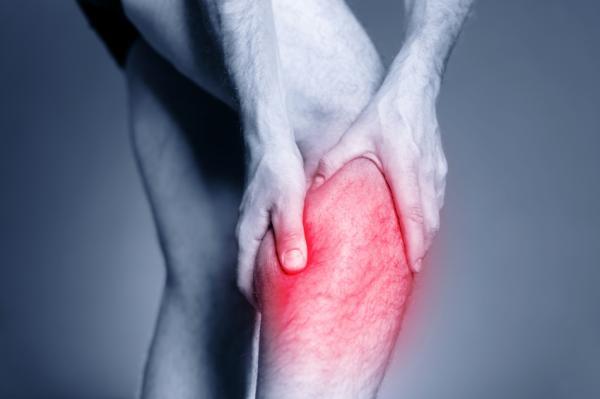 lesiones deportivas tirón muscular