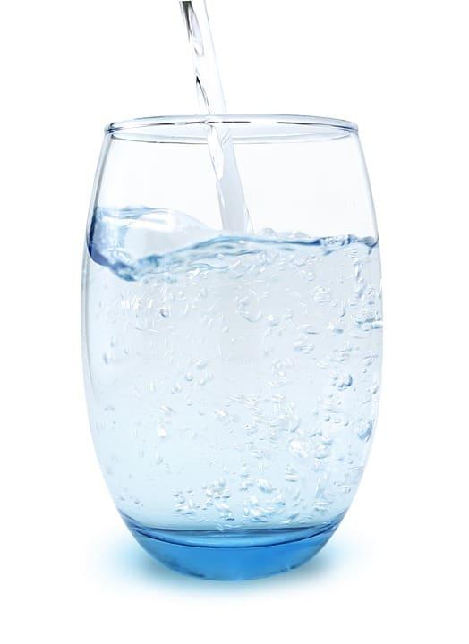obesidad vaso de agua