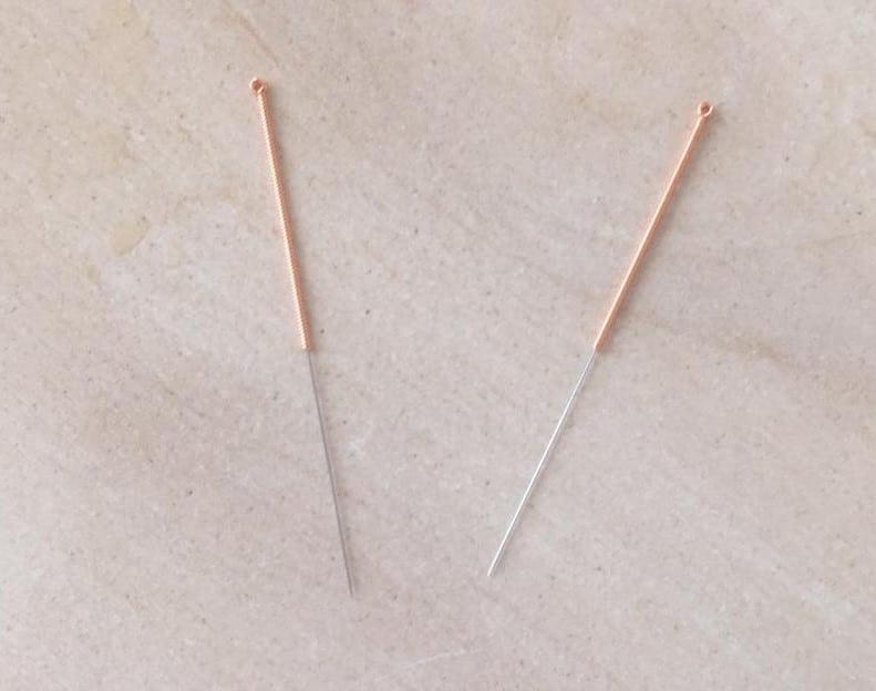 aguja Auriculoterapia