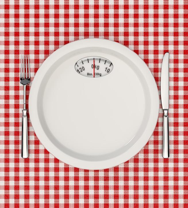 control de calorías
