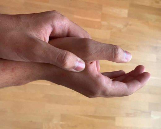 Qué es la Tendinitis de Quervain
