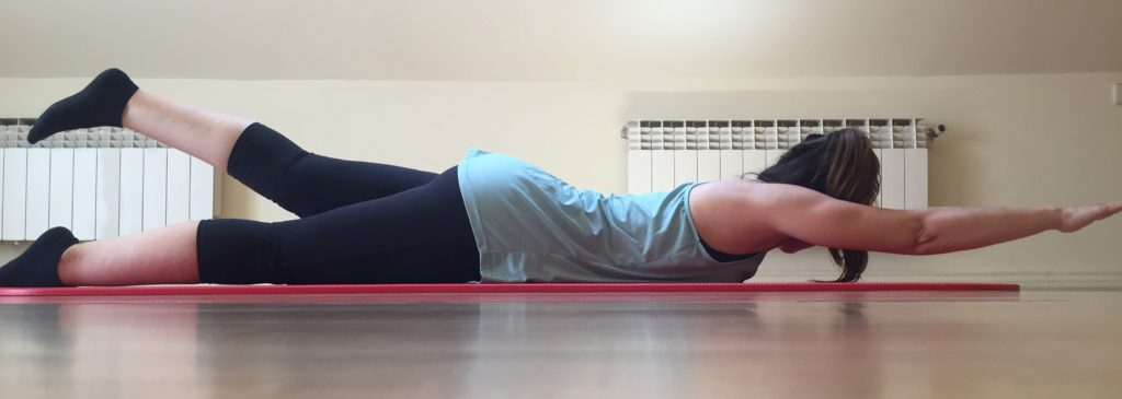 ejercicios lumbago
