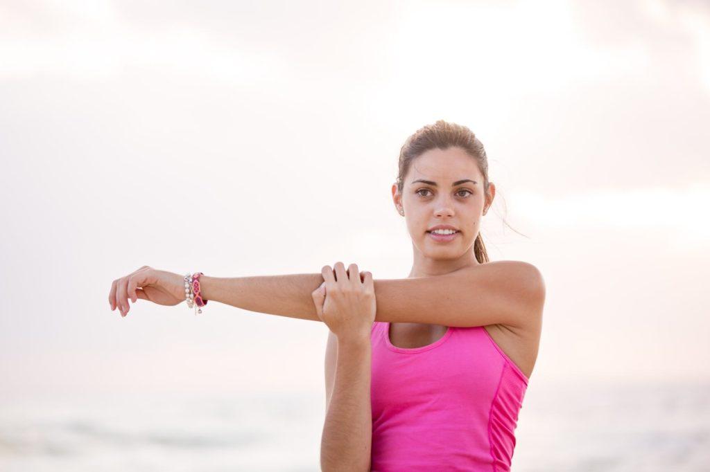 ejercicios de hombro
