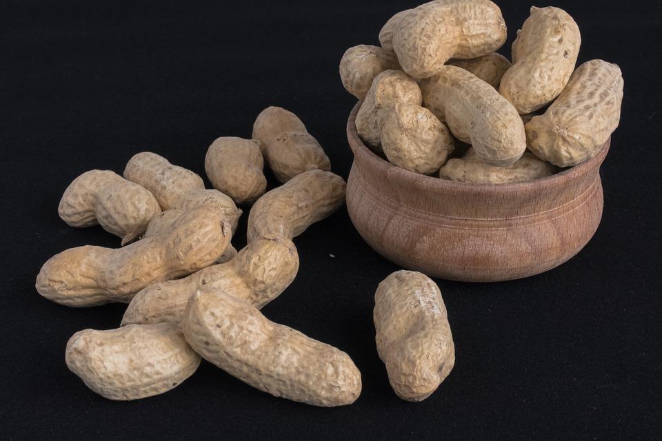 alergia a los cacahuetes