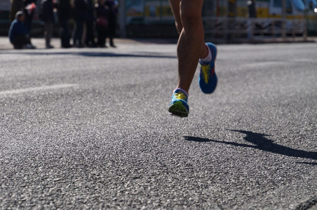 Correr por Clínica Fuensalud