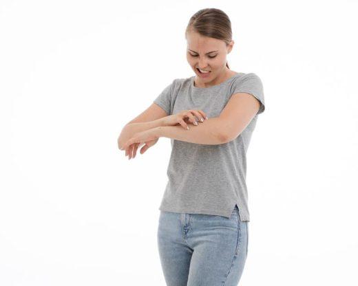 Dermatitis atópica y la acupuntura por Clínica Fuensalud
