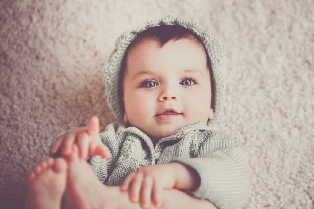 Bebé por Clínica Fuensalud