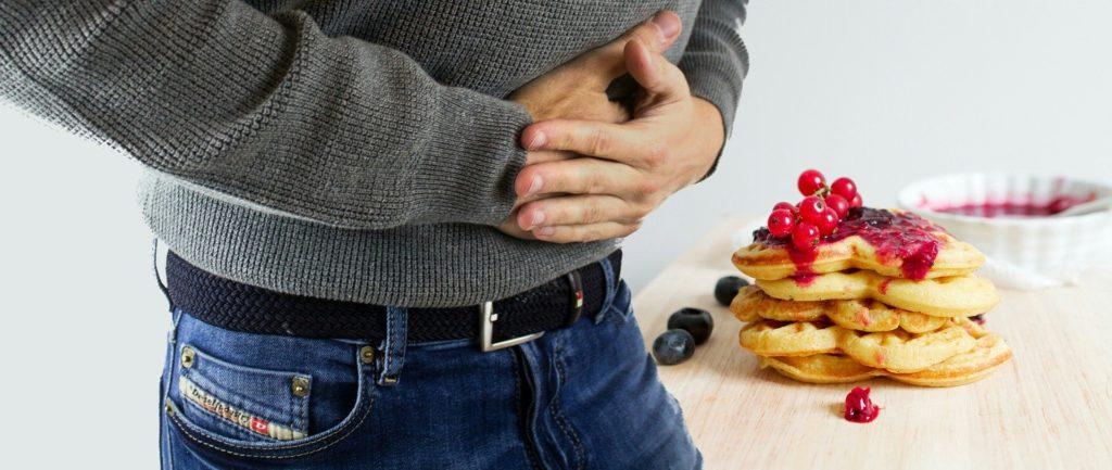 Problemas digestivos Dolor de Estómago por Clínica Fuensalud