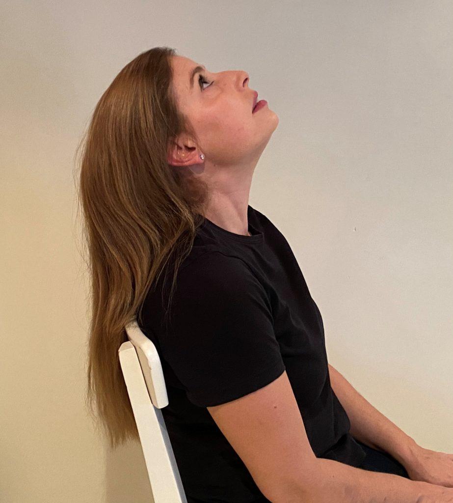 Ejercicio 3 para latigazo cervical, esguince cervical o whiplash
