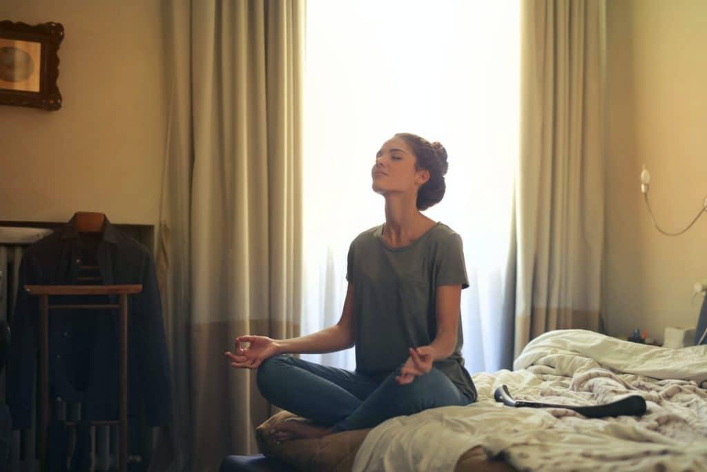 Meditación por Clínica Fuensalud