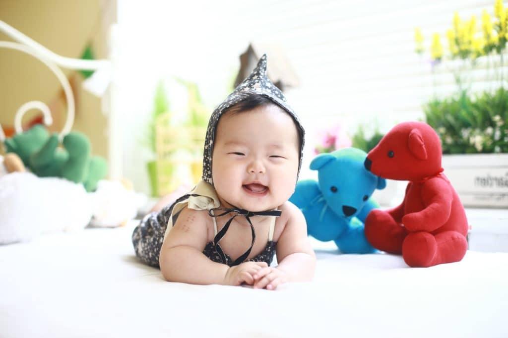 Estimulación del bebé por Clínica Fuensalud
