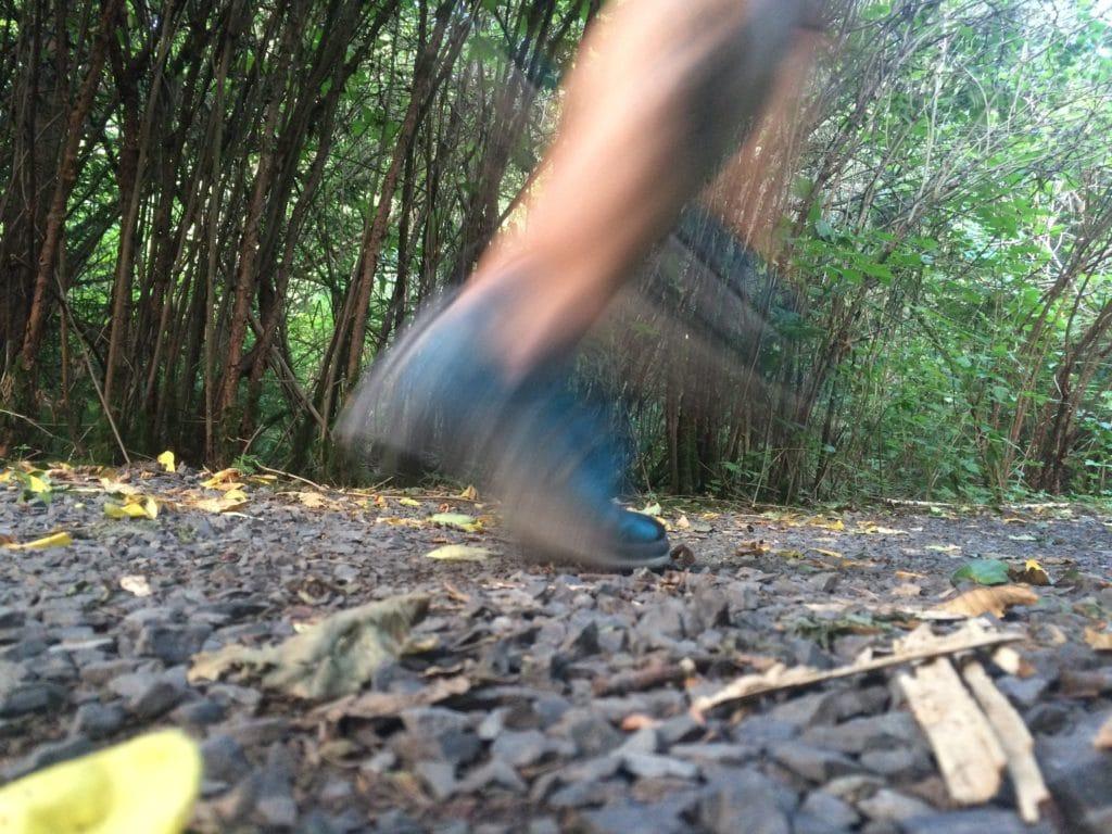 Correr suelo inestable por Clínica Fuensalud