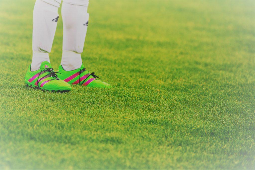 Botas de fútbol de Clínica Fuensalud