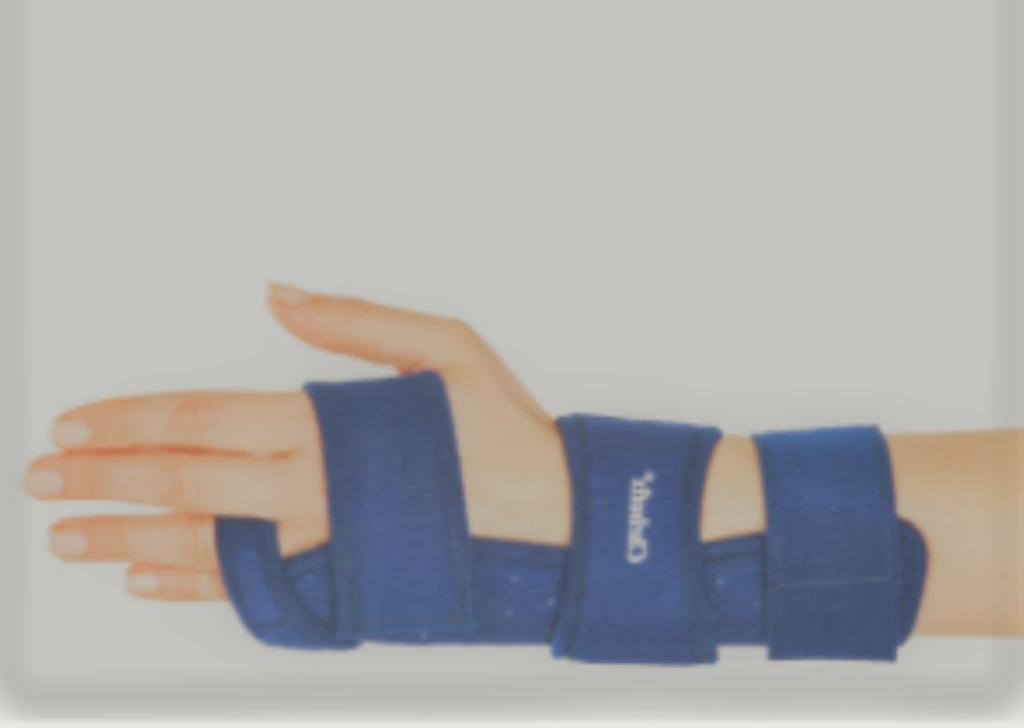 la mano de clínica Fuensalud