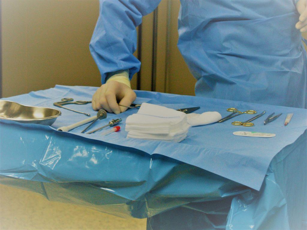 Intervención quirúrgica con Clínica Fuensalud