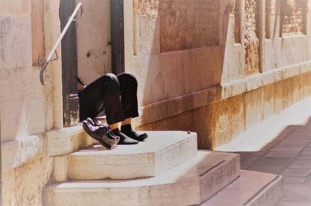 Zapatos al aire libre para evitar el mal olor en los pies