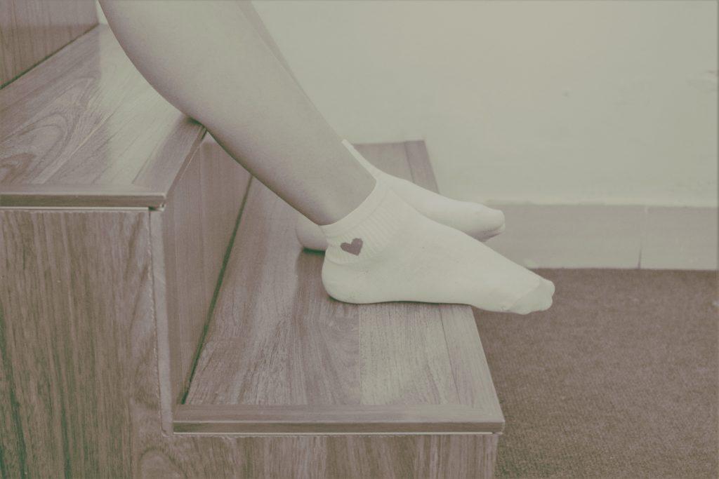 Calcetines de algodón de Clínica Fuensalud