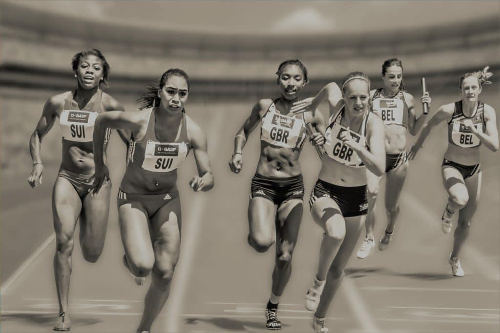Deporte de élite por Clínica Fuensalud
