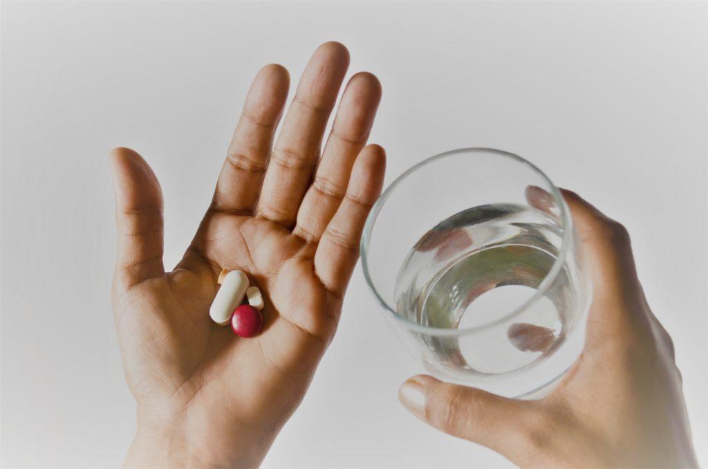 Ingesta de medicamentos por Clínica Fuensalud
