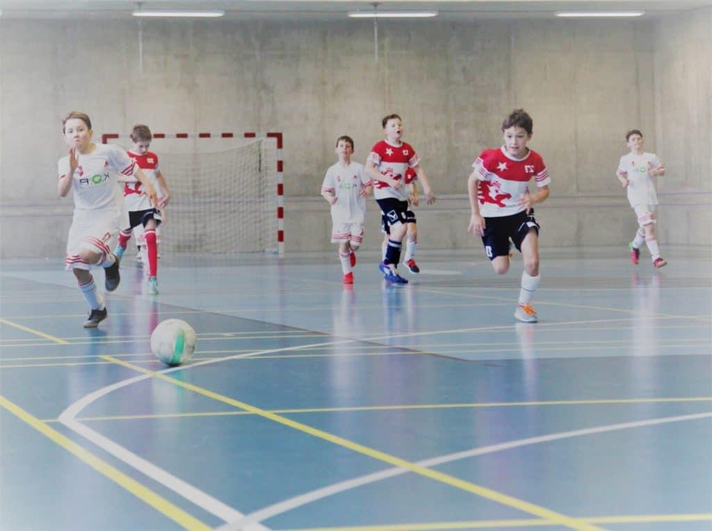 deporte con Clínica Fuensalud