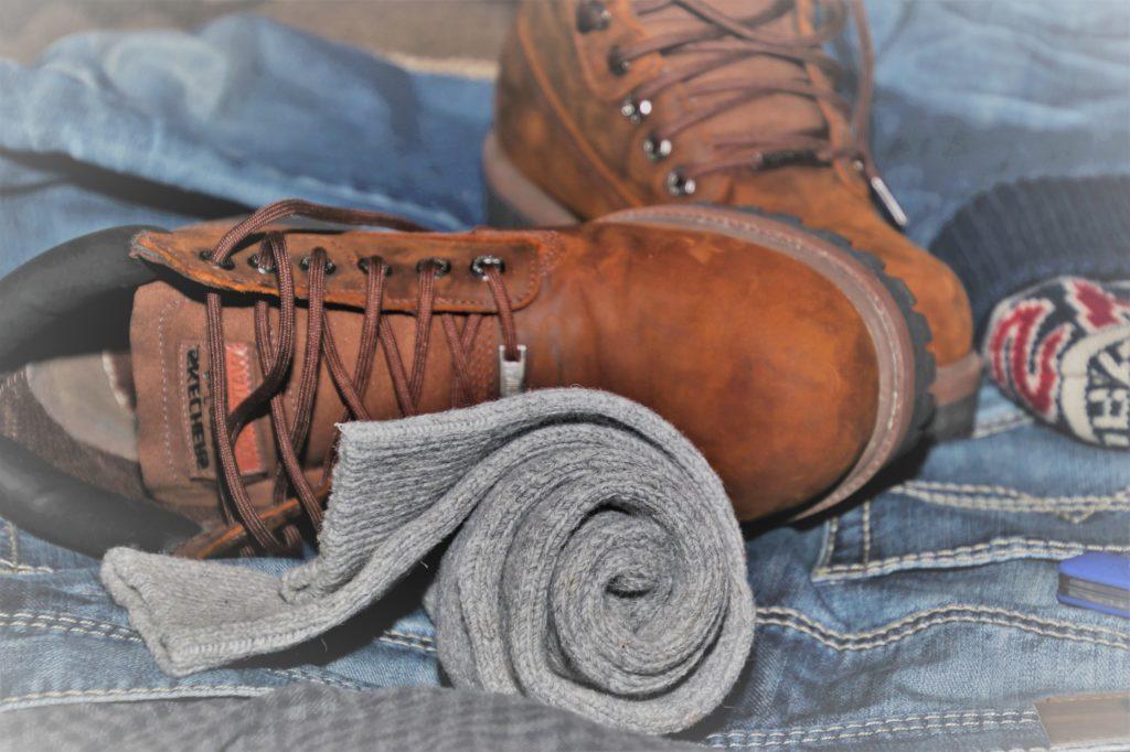 Zapato de Piel por Clínica Fuensalud