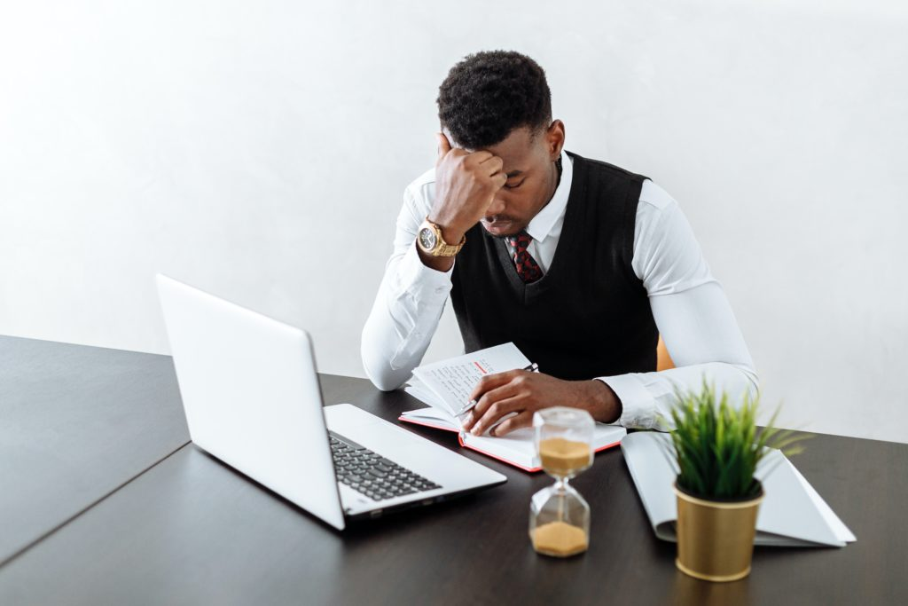 Síndrome de Burnout por Clínica Fuensalud